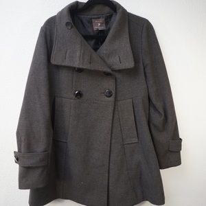 Forever 21 Vintage Style Winter Coat Size L